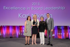 2015 Susan G. Komen Leadership Conference in Ft. Worth, Texas.. Photo by Grant Miller